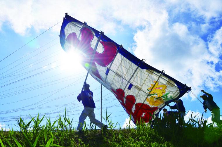 平成29年 白根大凧合戦写真コンテスト受賞作品