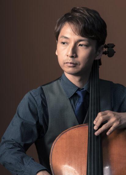 西谷牧人(チェロ) (C)Daisuke Yamagishi
