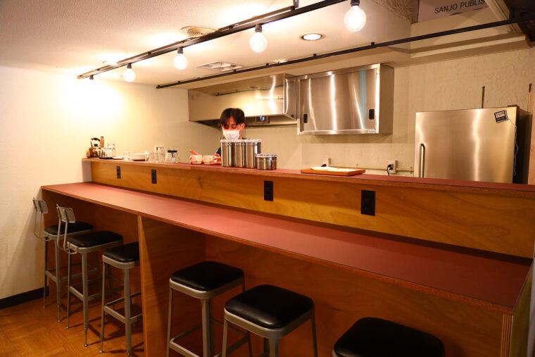 喫茶・軽食部門