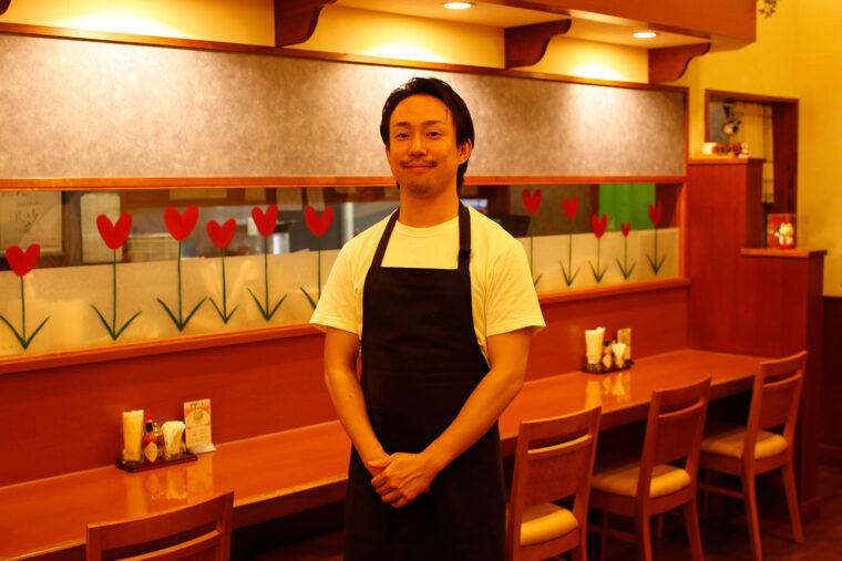 店長の増田勝幸さん