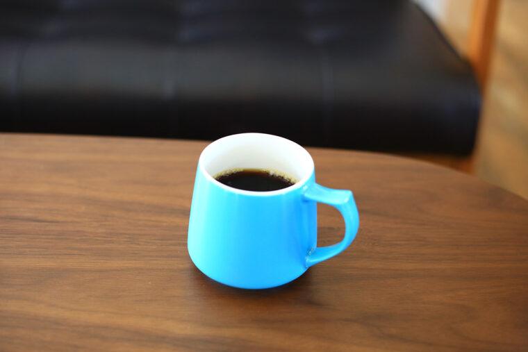 『本日のコーヒー』(ホット400円)