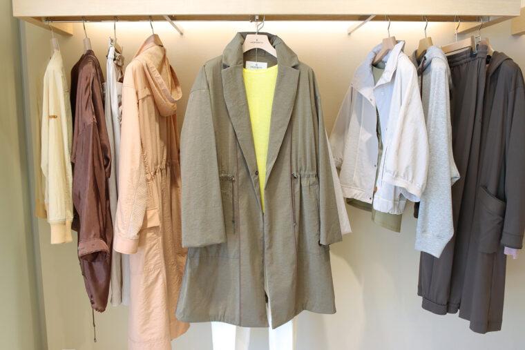 モラビトブランのジャケット(86,900円)