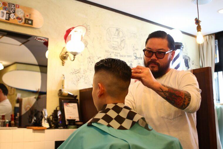 【新潟市中央区】gentleman Barber