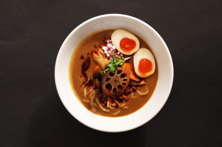 『カレポタ担々麺』(1,100円)