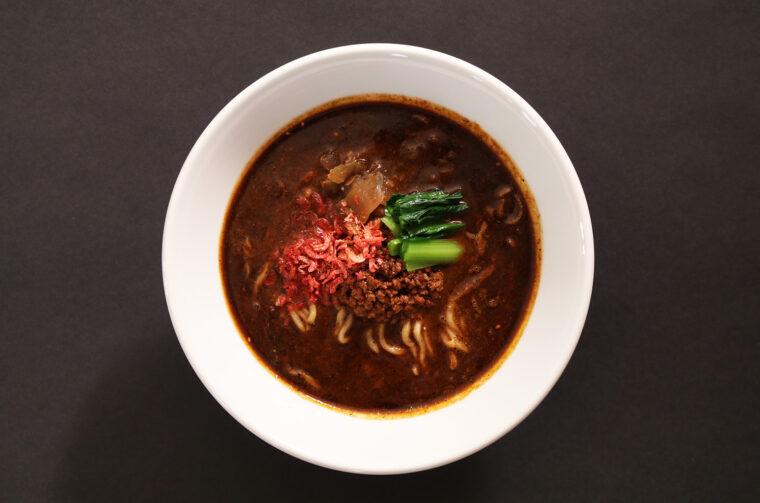 『黒担々麺』(900円)