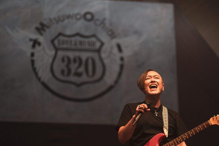 落合みつを profile:1973年8月3日、新潟県五泉市生まれ。SUN'S COMPANYなどのバンド活動を経て、20代後半にソロへ。2005年にメジャーデビューも果たし、現在は全国各地で精力的な活動を展開中