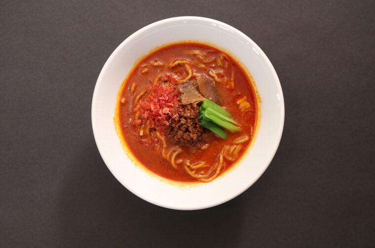 『担々麺』(850円)