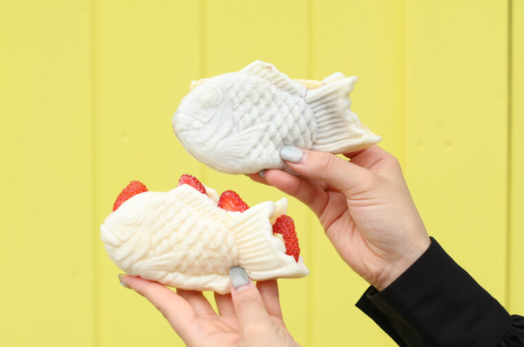 これからの季節におすすめの冷たい鯛焼き