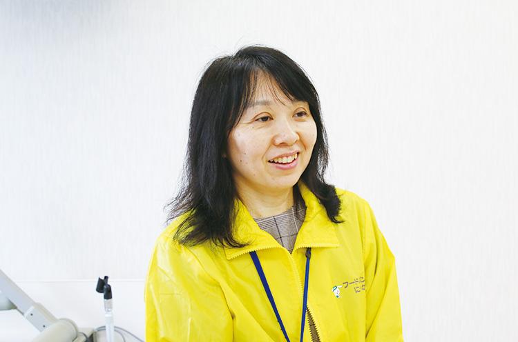 特定非営利活動法人フードバンクにいがた 新潟センター 海津 聖子さん