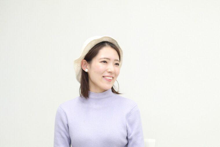 木村莉子さん。三条市出身で新潟市内の大学に在学中。在学中の海外経験を経て新潟の良さや魅力を再認識し、同世代をはじめ、県内外の多くの方に新潟の観光をPRしたいと応募。