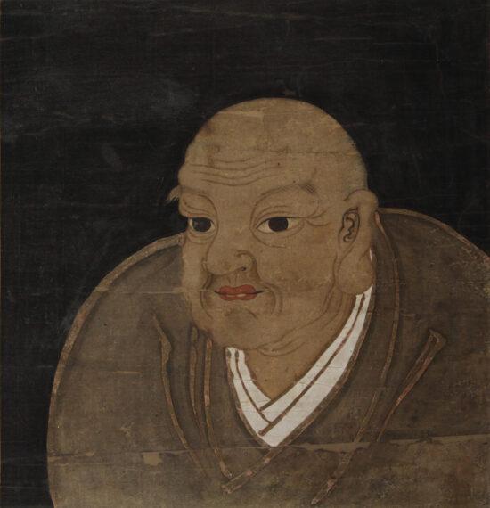 久遠寺・日蓮聖人像「波木井御影」