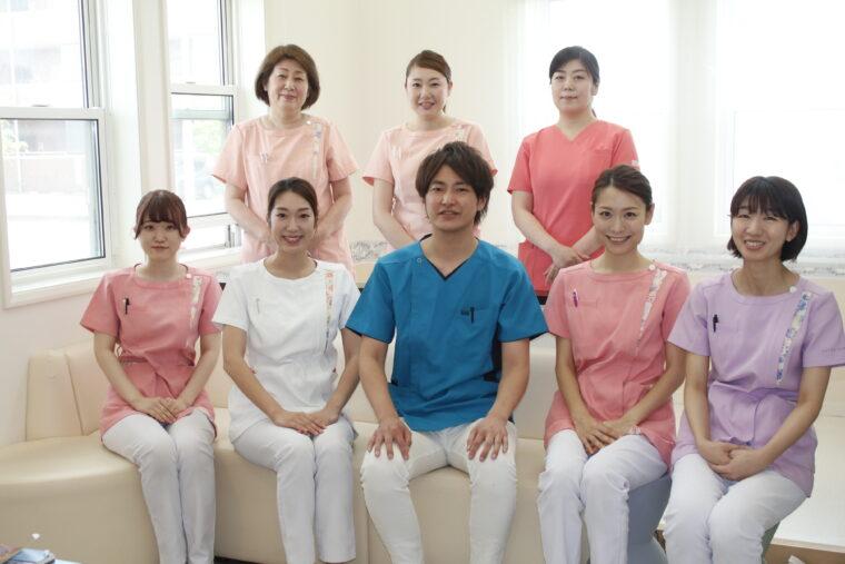 ごとう歯科クリニックスタッフのみなさん