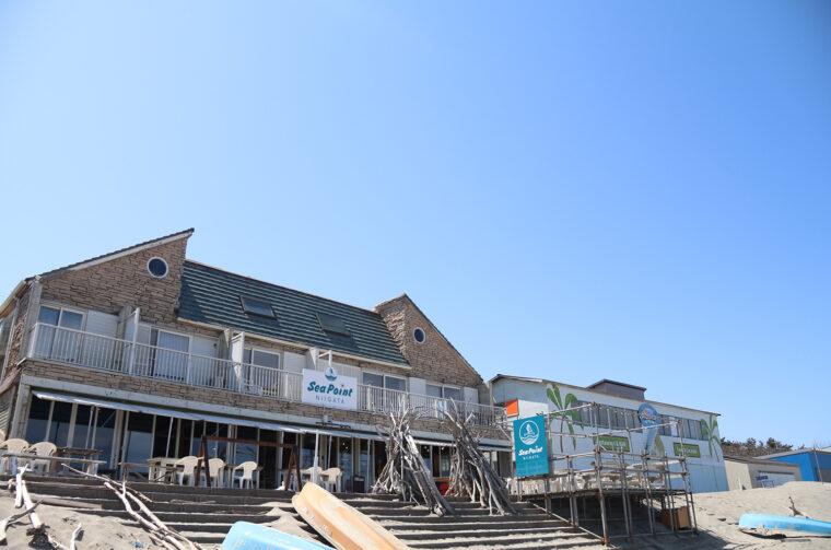Sea Point NIIGATA 外観