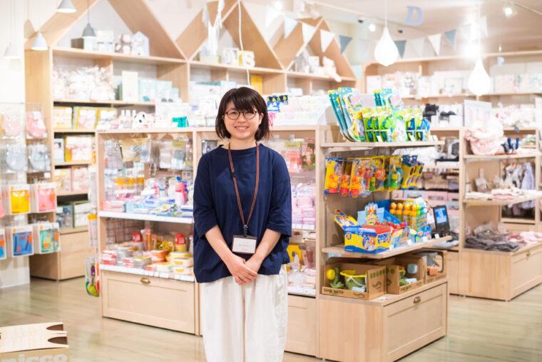 スタッフの早川さんに長岡店の魅力をお伺いしました