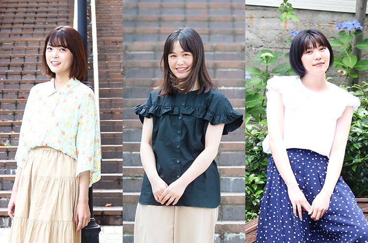 (L→R:Kaede、Nao☆、Megu)新潟発、3人組のアイドルユニット。2003年7月20日に結成。以来、新潟を拠点に活動し続け、今や県民に広く支持される存在に。