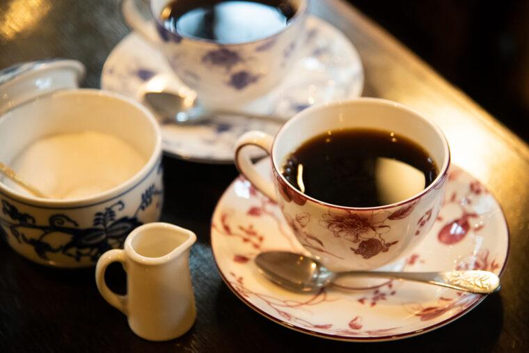 コーヒー(450円〜)