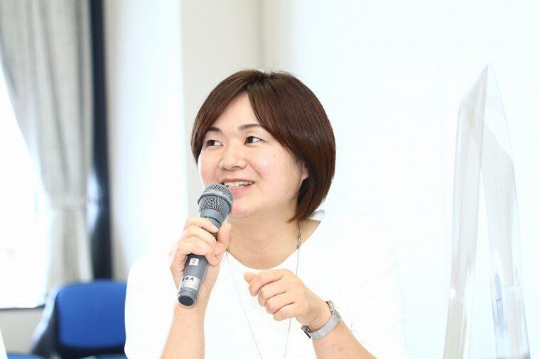 古川かおりさん/管理栄養士で小学校3年生と3歳になるお子さんのママ