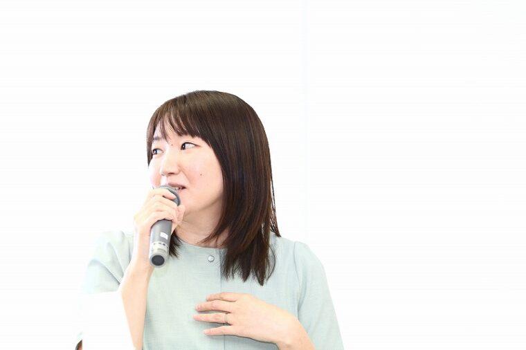 舘川美幸さん/情報誌の月刊にいがた・日刊にいがたWEBの編集者。4歳のお子さんのママ