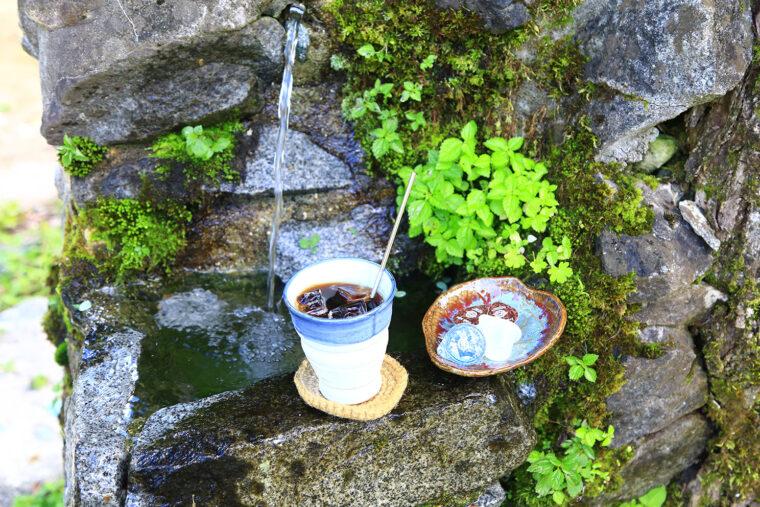 『大源太水出しアイスコーヒー』(440円)