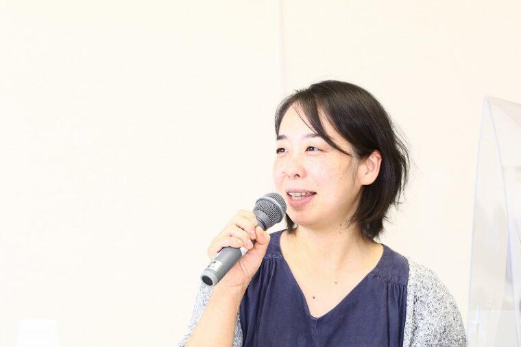 渡辺まゆみさん/新潟市にある料理教室、クッキングライフnukunukuを主宰。小学校3年生のママ